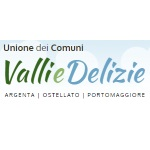 Logo Unione dei Comuni Valli e Delizie